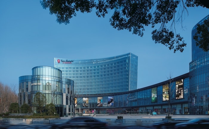 TONINO LAMBORGHINI HOTEL KUNSHAN – CITY CENTER